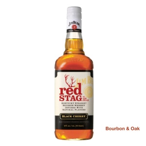 Jim Beam Red Stag Black Cherry Our Rating: 74%