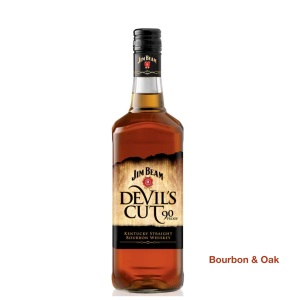 Jim Beam Devil's Cut Our Rating: 71%