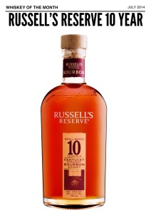 July 2014 Whiskey of the Month