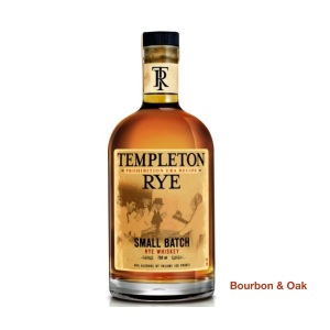 Templeton Rye Our Rating: 96%