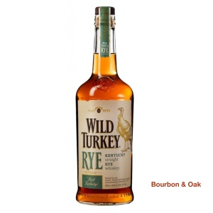 Wild Turkey Rye 81 Our Rating: 85%
