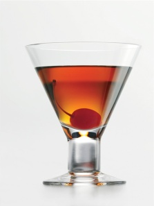 Bourbon & Oak Manhattan