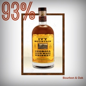 Ivy Mountain Sour Mash Whiskey