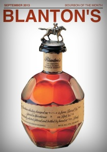 September 2013 Bourbon of the Month