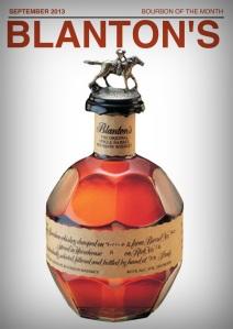 September 2013 Bourbon of the Month