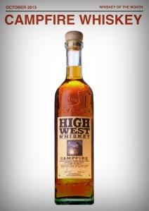 October 2013 Whiskey of the Month