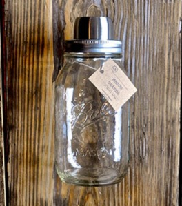 If you love sipping your preferred juice out of a Mason jar than pick up the Mason Shaker. Inspired by the classic southern icon, the Mason jar, the Mason Shaker is a unique four-piece cocktail shaker that is sure be a hit with any cocktail enthusiast. Get it here.