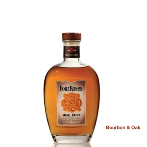 Four Roses Small Batch Our Rating: 88%
