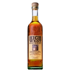 High West Campfire Whiskey is an excellent whiskey that's full of flavor. A blend of bourbon and scotch it is a wonderful whiskey that would make a great gift for any whiskey lover.
