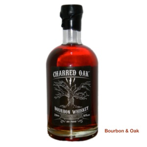 Charred Oak Bourbon Our Rating: 85%