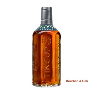 Tincup American Whiskey Our Rating: 88%