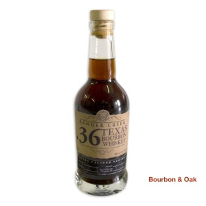 Ranger Creek .36 Bourbon  Our Rating: 81%
