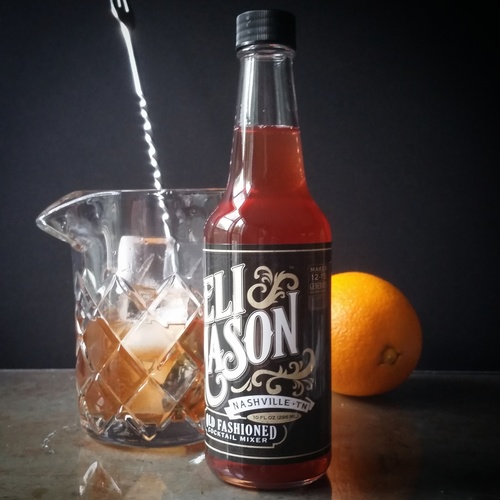 Eli+Mason+Old+Fashioned+Cocktail+Mixer