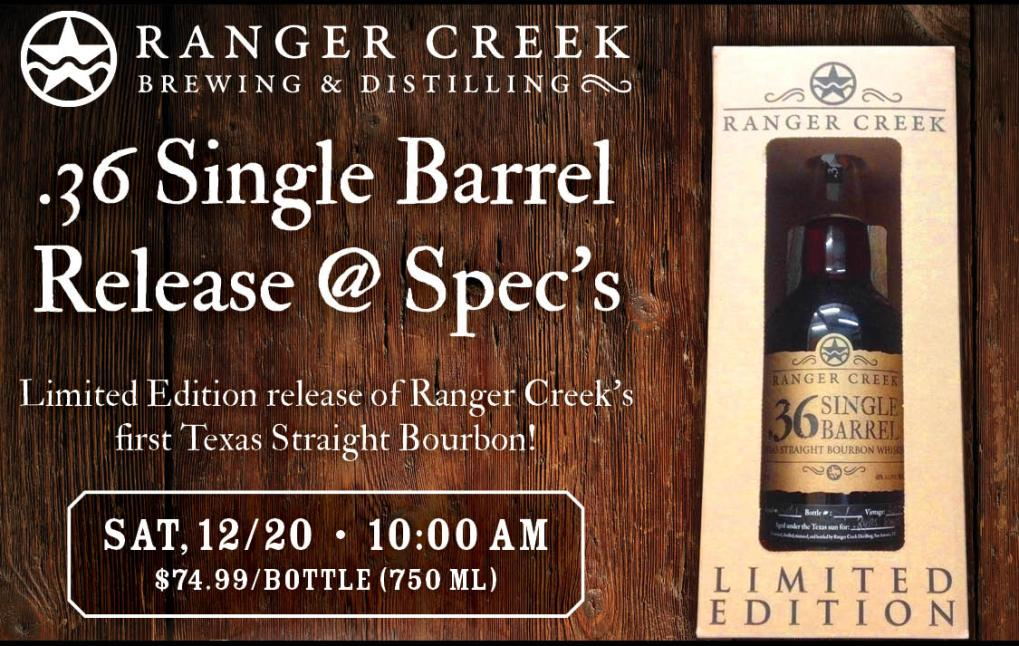 36 Single Barrel Release
